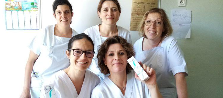 Equipe du service chirurgie - CH La Chartreuse 12